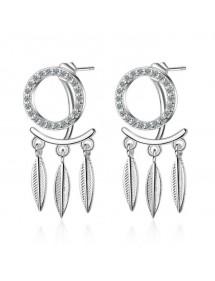 Örhängen Fångster Dröm Design Premium Silver