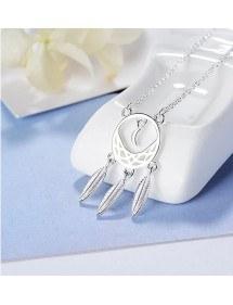 Colier Femeie Devine Vis Design Premium Silver