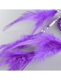Fängt Traum Traditionellen Violett 4