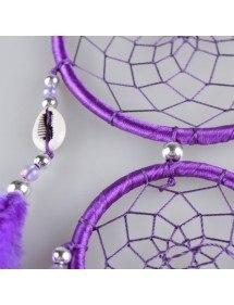 Fängt Traum Traditionellen Violett 5