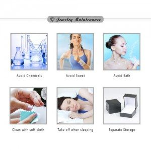 Предпазни мерки за бижута