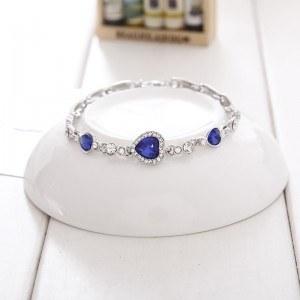 Bracelet Coeur De L'Océan, Titanic, Bleu
