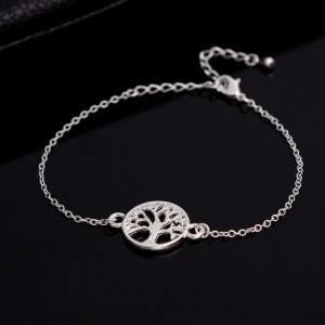 Bracelet Tree Of Life Silver