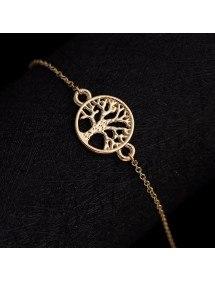 Bracelet Tree Of Life Gold