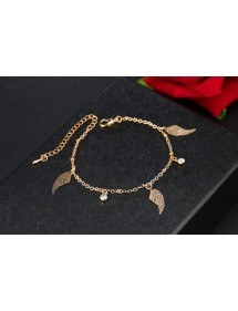 Bracelet Angel Wings Gold