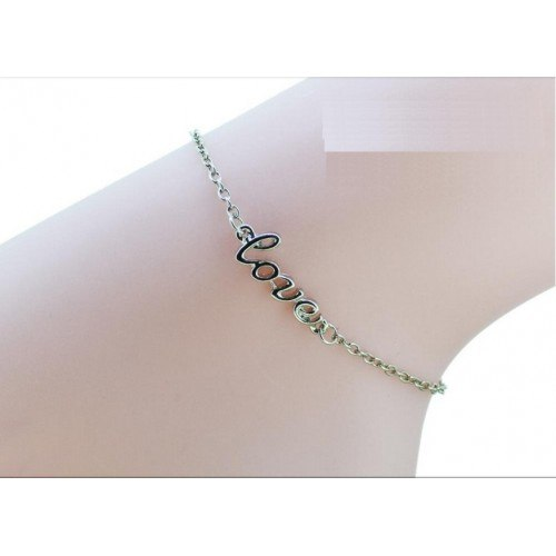 Chain-of-Ankle - Love - Money