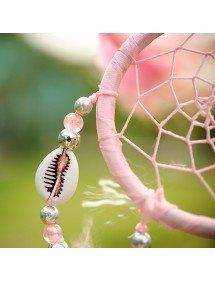 Tradicional Pink Dream Catcher 2