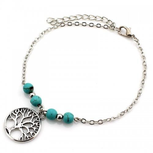 Chain of Ankle - Tree Of Life - Bohemian - Money