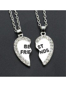 Necklace - Best Friends - Best-Friends - Money