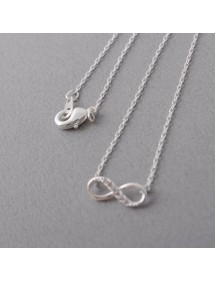 Collier - Infini Simply - Argent 2