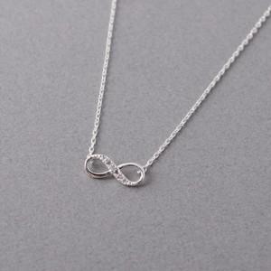 Halskette - Unendlich Simply - Silber-3