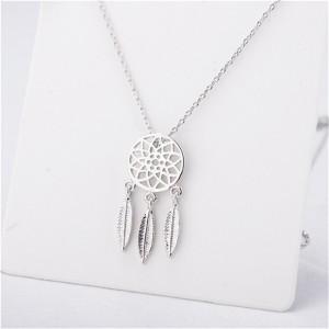 Necklace - Catch The Dream Premium - Silver