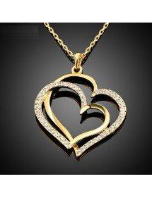 Collar - Un Gran Corazón De Oro