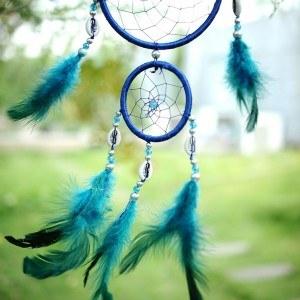 Agarra Sueño Tradicional Azul 2