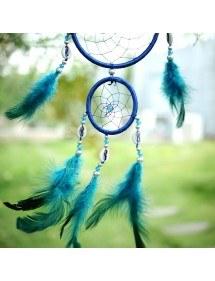 Fängt Traum Traditionellen Blau 2