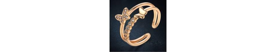 Anéis ajustáveis - amor e sonho - l & d