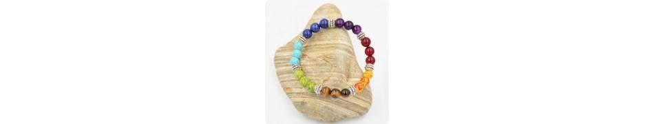 Jewelry 7 chakras - love-and-dream - l & d