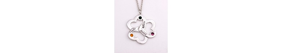 Personalized Jewelry - Love-And-Dream - L&D