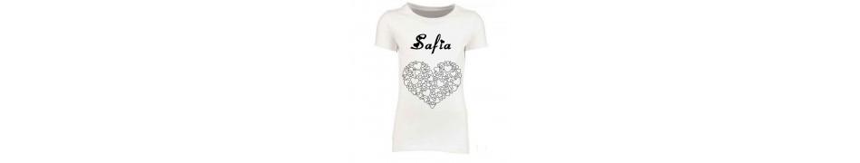 [L&D] T-Shirt Menina Personalizar
